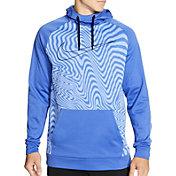 Nike Men's Therma Printed Pullover Hoodie