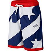 Nike Men's Dri-FIT Throwback Stars Basketball Shorts