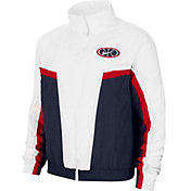 Nike Men's Throwback Basketball Woven Windbreaker