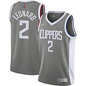 Nike Men's Los Angeles Clippers 2021 Earned Edition Kawhi Leonard  Dri-FIT Swingman Jersey