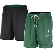 Nike Men's Boston Celtics Green Dri-FIT Reversible Standard Issue Shorts