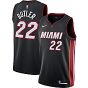 Nike Men's Miami Heat Jimmy Butler #22 Black Icon Jersey