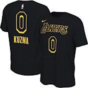 Nike Men's Los Angeles Lakers Kyle Kuzma #0 Black Mamba T-Shirt