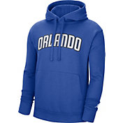 Jordan Men's Orlando Magic Blue Statement Pullover Hoodie