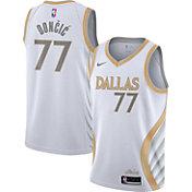 Nike Men's 2020-21 City Edition Dallas Mavericks Luka Doncic #77 Dri-FIT Swingman Jersey