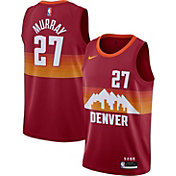 Nike Men's 2020-21 City Edition Denver Nuggets Jamal Murray #27 Dri-FIT Swingman Jersey