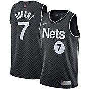Nike Men's Brooklyn Nets 2021 Earned Edition Kevin Durant Dri-FIT Swingman Jersey