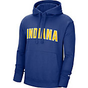 Nike Men's 2020-21 City Edition Indiana Pacers Logo Pullover Hoodie