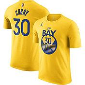 Jordan Men's Golden State Warriors Steph Curry #30 Golf Statement T-Shirt