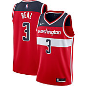 Nike Men's Washington Wizards Bradley Beal #3 Red Dri-FIT Icon Jersey