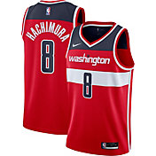 Nike Men's Washington Wizards Rui Hachimura #8 Red Dri-FIT Icon Jersey