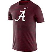 Nike Men's Alabama Crimson Tide Crimson Velocity Performance T-Shirt