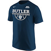Nike Men's Butler Bulldogs Blue Legend Basketball Sideline T-Shirt