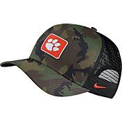 Nike Men's Clemson Tigers Camo Classic99 Adjustable Hat