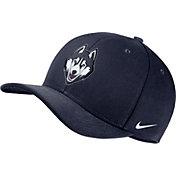 Nike Men's UConn Huskies Blue Classic99 Swoosh Flex Hat