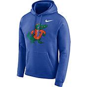 Nike Men's Florida Gators Blue Club Vault Pullover Hoodie