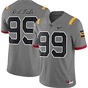 Nike Men's Air Force Falcons #99 Grey Dri-FIT Game Football Jersey