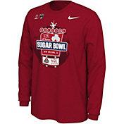 Nike Men's Ohio State Buckeyes 2021 Allstate Sugar Bowl Bound Long Sleeve T-Shirt