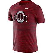 Nike Men's Ohio State Buckeyes Scarlet Velocity Performance T-Shirt