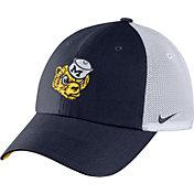 Nike Men's Michigan Wolverines Blue Heritage86 Logo Hat