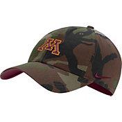 Nike Men's Minnesota Golden Gophers Camo Heritage86 Adjustable Hat