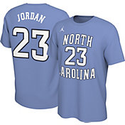 Jordan Men's Michael Jordan North Carolina Tar Heels #23 Carolina Blue Basketball Jersey T-Shirt