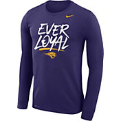 Nike Men's Northern Iowa Panthers Purple Dri-FIT Phrase T-Shirt