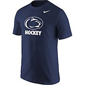 Nike Men's Penn State Nittany Lions Blue Hockey T-Shirt