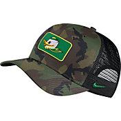 Nike Men's Oregon Ducks Camo Classic99 Adjustable Hat