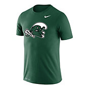 Nike Men's Tulane Olive Logo Legend Performance T-Shirt