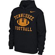 Nike Men's Tennessee Volunteers Black Pullover Football Hoodie
