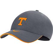 Nike Men's Tennessee Volunteers Grey Legacy91 Shield Adjustable Hat