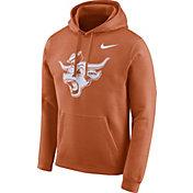 Nike Men's Texas Longhorns Burnt Orange Club Vault Pullover Hoodie
