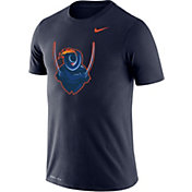 Nike Men's Virginia Cavaliers Blue Logo Legend T-Shirt