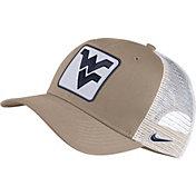 Nike Men's West Virginia Mountaineers Tan Classic99 Trucker Hat