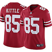 Nike Men's San Francisco 49ers George Kittle #85 Red Limited Jersey