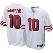 Nike Men's San Francisco 49ers Jimmy Garoppolo #10 Color Rush Game Jersey