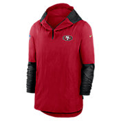 Nike Men's San Francisco 49Ers Sideline Dri-Fit Player Jacket
