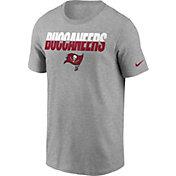 Nike Men's Tampa Bay Buccaneers Split Name T-Shirt