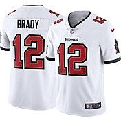 Nike Men's Tampa Bay Buccaneers Tom Brady #12 White Limited Jersey