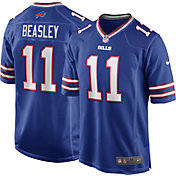 Nike Men's Buffalo Bills Cole Beasley #11 Royal Game Jersey