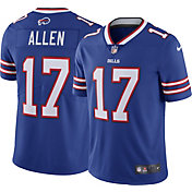 Nike Men's Buffalo Bills Josh Allen #17 Home Royal Limited Jersey