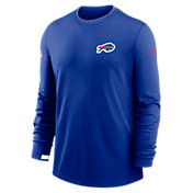 Nike Men's Buffalo Bills Sideline Dri-Fit Long Sleeve T-Shirt