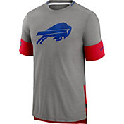 Nike Men's Buffalo Bills Grey Sideline Player T-Shirt