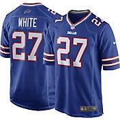 Nike Men's Buffalo Bills Tre'Davious White #27 Royal Game Jersey