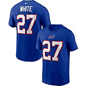 Nike Men's Buffalo Bills Tre'Davious White #27 Old Royal T-Shirt