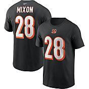 Nike Men's Cincinnati Bengals Joe Mixon #28 Legend Short-Sleeve T-Shirt
