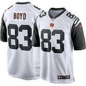 Nike Men's Cincinnati Bengals Tyler Boyd #83 Color Rush Game Jersey