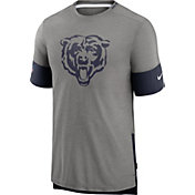 Nike Men's Chicago Bears Grey Sideline Player T-Shirt