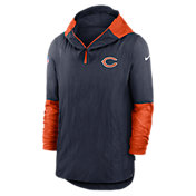 Nike Men's Chicago Bears Sideline Dri-Fit Player Jacket